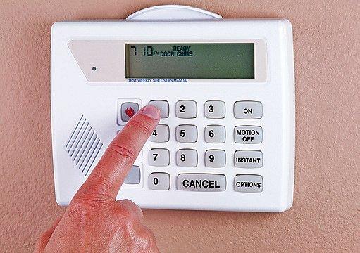 elektronické zabezpečení