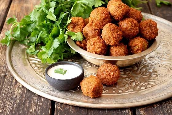 Falafel bude chutnat i těm, kteří zdravé stravě a luštěninám neholdují