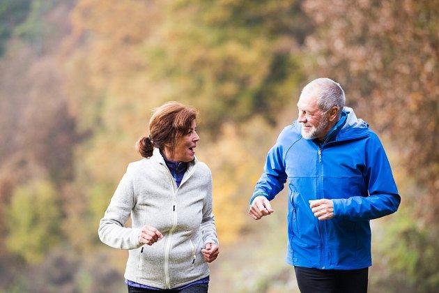 Pohyb je spolu se zdravou stravou účinnou prevencí civilizačních chorob