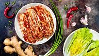 Kimchi můžete podávat jako přílohu, ale přidávat jej i do polévek.