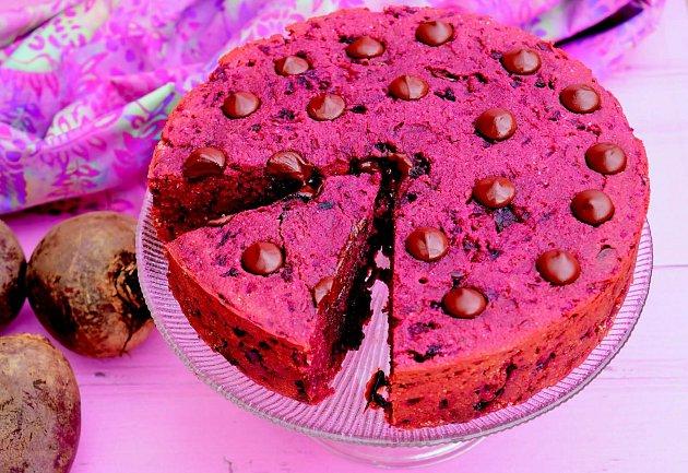 Řepný koláč