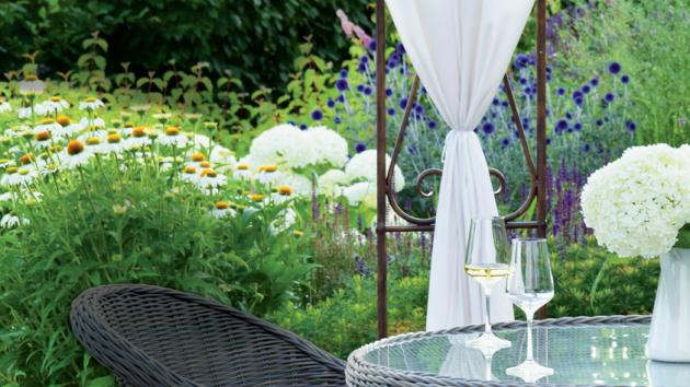 Od zahrady většina majitelů požaduje hlavně okrasný efekt, případně užitkové záhony