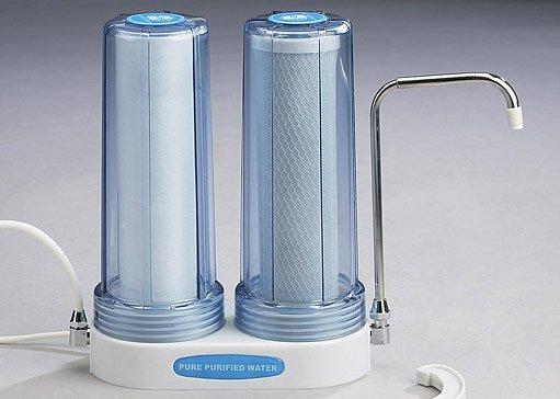filtrování vody