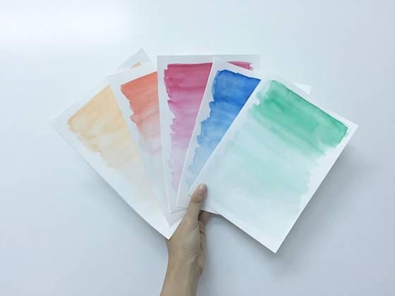 Vhodné je vyzkoušet si předem, kterou barvu zvolíte.
