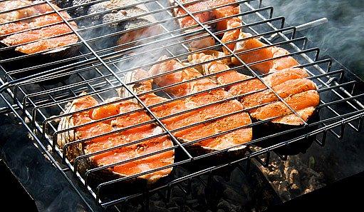grilované ryby