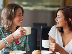 Káva perfektně doplní chvíle relaxace.
