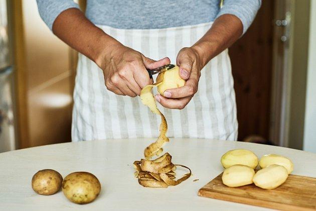 Trik s bramborou nefunguje.