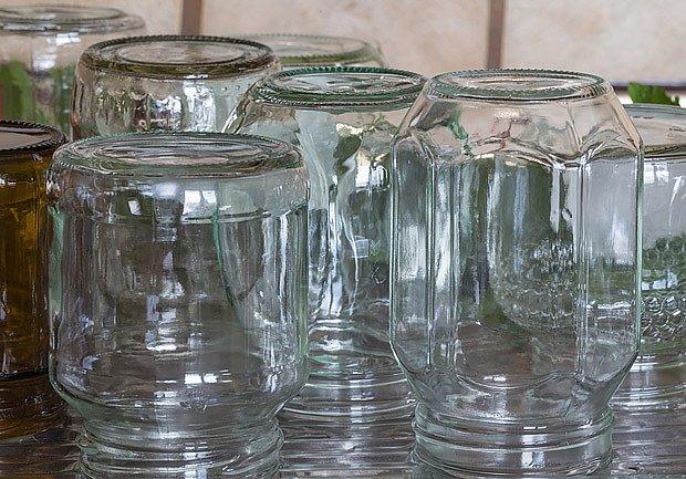 sklenice pro zavařování