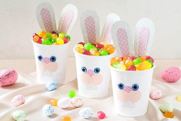 Na Velikonoce do něj můžete dát laskominy, po svátcích klidně třeba tužky...
