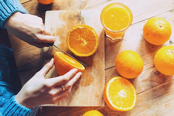 Pomeranče jsou prospěšné mimo jiné při hemeroidech