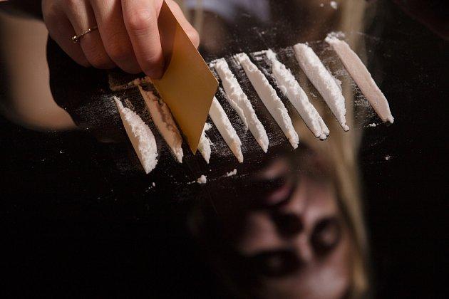 Kokain je nebezpečná droga