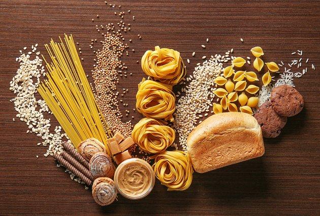 Obilniny jsou důležitou součástí potravy