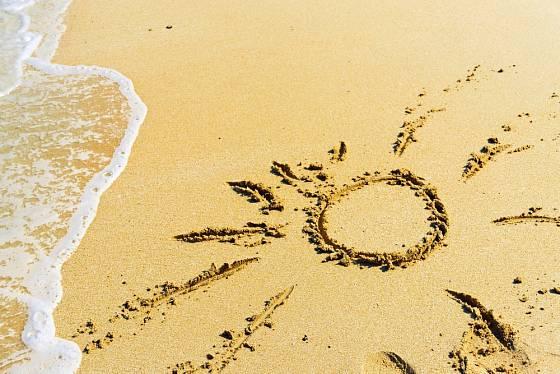 Domácí opalovací krém ochrání proti slunečnímu záření