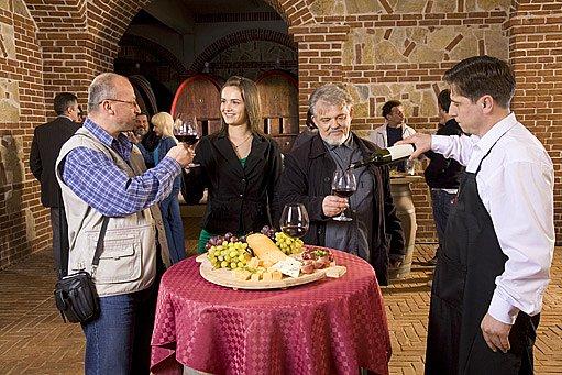 degustace vína