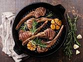 Jehněčí maso není běžně k dostání,