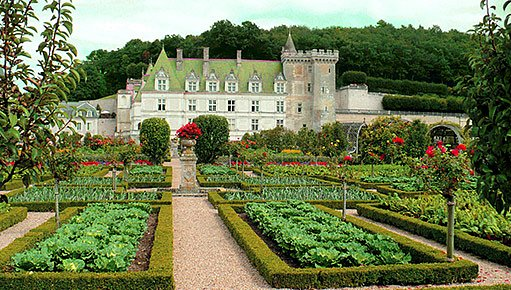 Francouzská zahrada