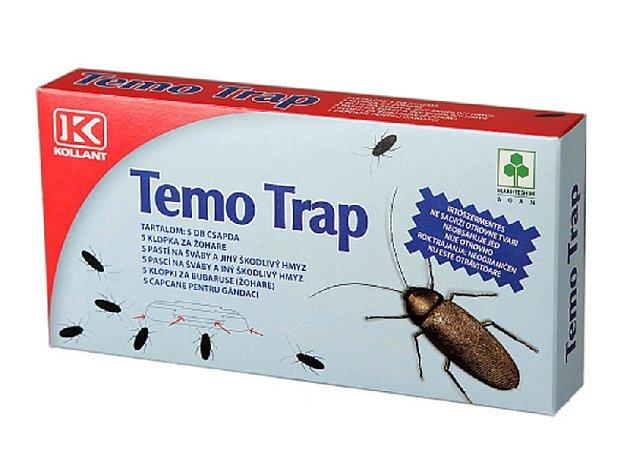 Monitor na hmyz vám může zachránit poklady ze spižírny i desinsekci celého bytu.