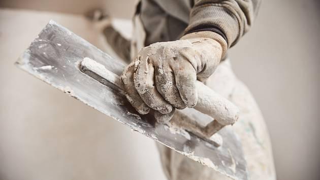 Omítka je důležitým stavebním krokem