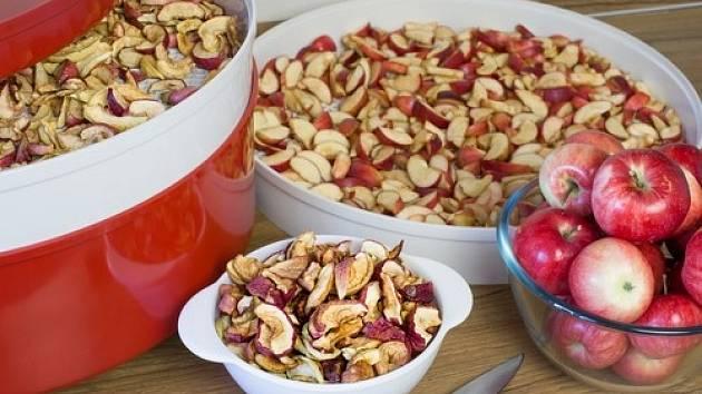 Sušení ovoce má dlouholetou tradici a zároveň je to opravdu zdravá metoda, jak uchovat dozrálé plody pro pozdější využití.