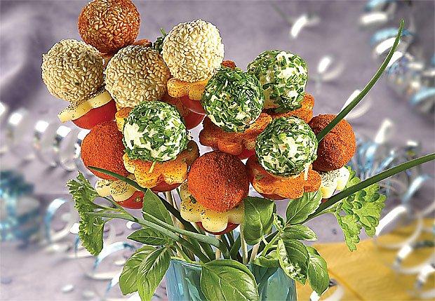 sýrové květy