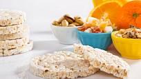 Pufované chlebíčky nepředstavují zdravou svačinu