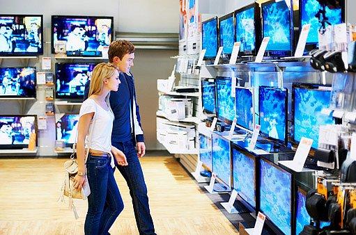 LCD monitor má mnohem nižší spotřebu oproti klasickým CRT monitorům