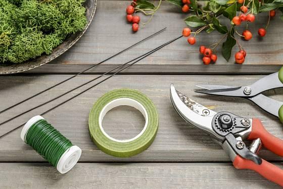 Potřebné věci k výrobě možná budete mít všechny doma