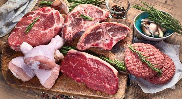 U masa a masných výrobků dáváme pozor především na vzhled a vůni