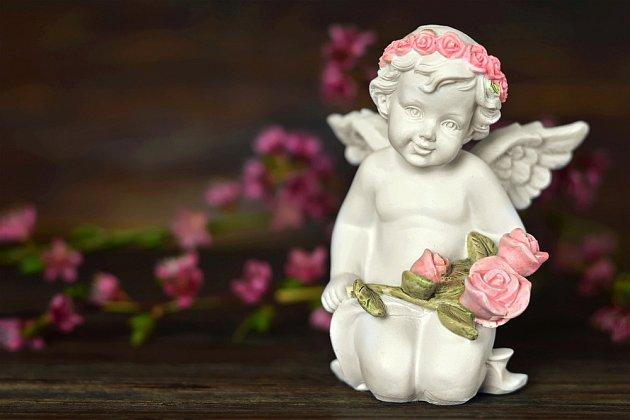 Opravdu každý, kdo na anděly věříme, máme svého strážníčka, k němuž se můžeme obrátit