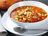 polévka minestrone