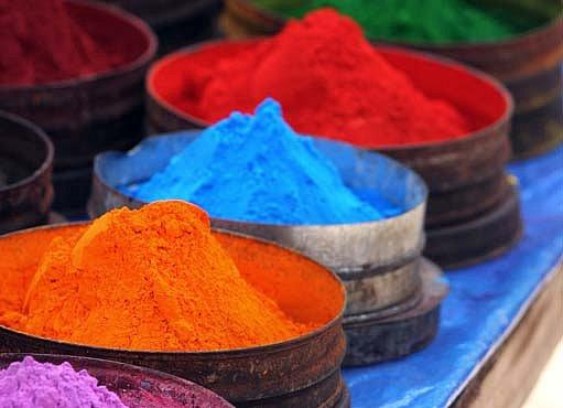 práškový pigment