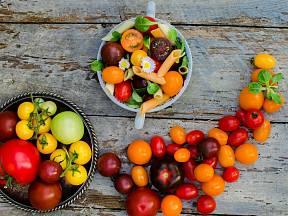 Rajčata patří mezi naši nejoblíbenější zeleninu