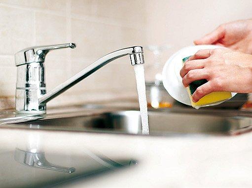 s pákovou vodovodní baterií lze oprati klasické ušetřit až 40% vody