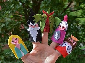 prstoví maňásci