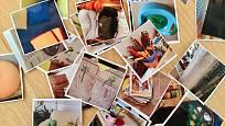 Díky fotkám mohou hledat úkoly i předškoláci.