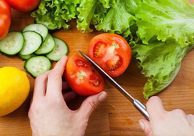 rajčata jsou vhodná pro teplou i studenou kuchyni