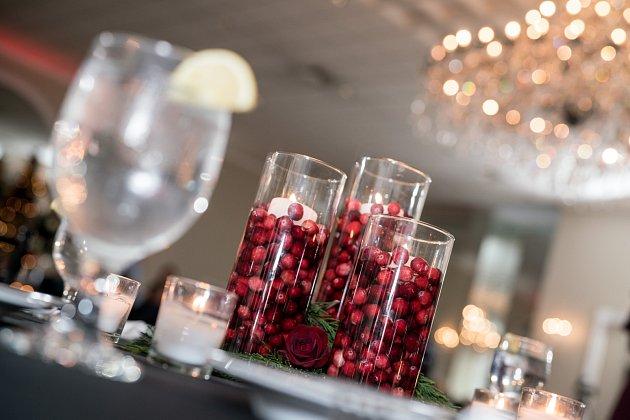 Klikvy či brusinky mohou být i nezvyklým tématem celé svatby.