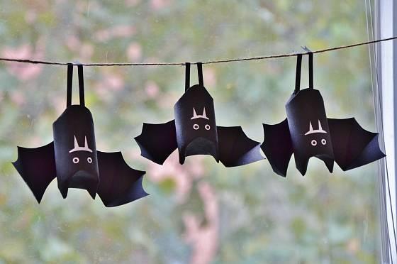 Netopýří trio vás rozveselí nejen o Halloweenu