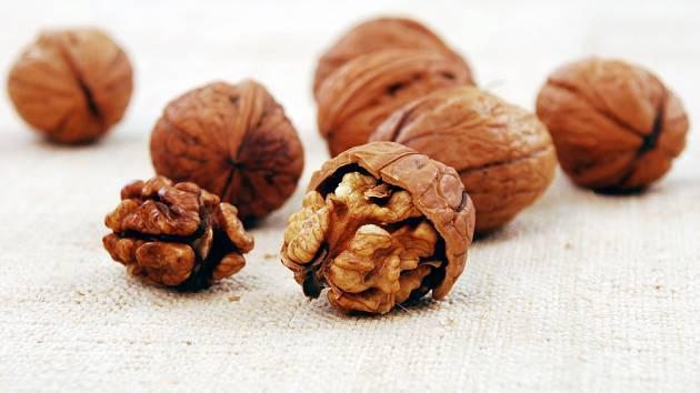 Ořechy jako prostředek hubnutí