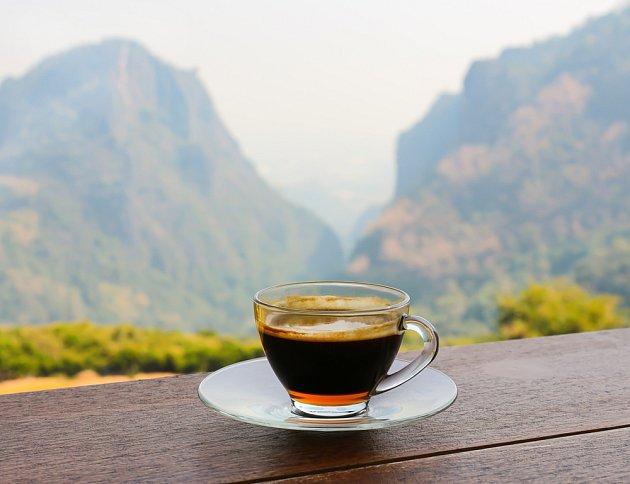 Indonéská káva