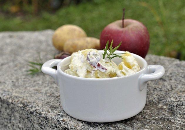 Salát Deux pommes