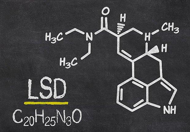 lysohlávky obsahují LSD