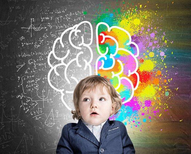 Má-li dětský mozek správně fungovat, potřebuje krom jiného jód. Je-li ho málo, může se to projevit na inteligenci...