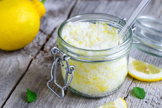 Citrusové soli si zamilujete