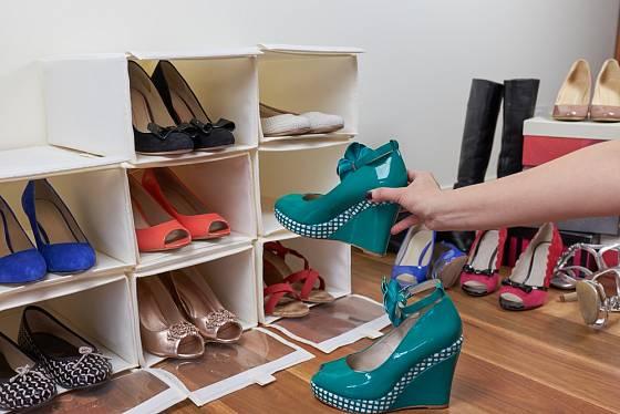 Naše obuv si zaslouží nejen dobrou péči, ale i přehledný botník.
