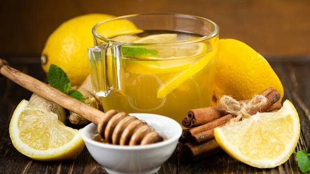 Detoxikační hubnoucí nápoj pro cukrovkáře