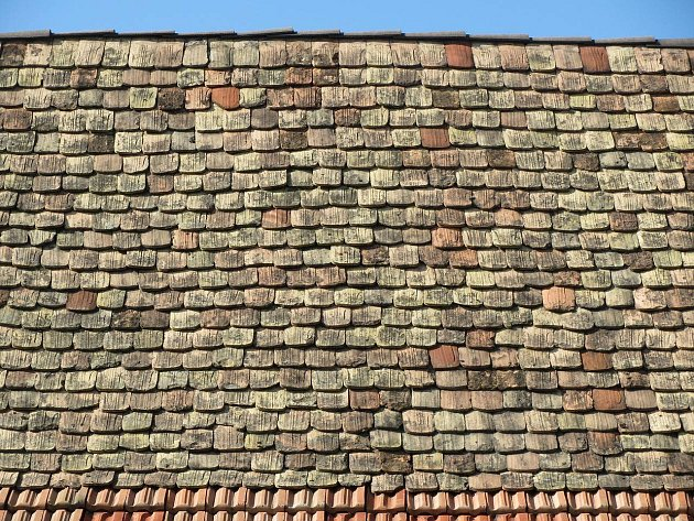 střechy krytina bobrovky