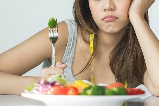 Dietní jídelníček nemusí obsahovat jen zeleninu