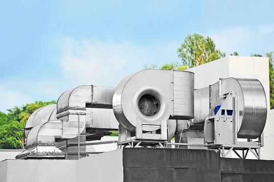 Nedostatečná ventilace snižuje kvalitu prostředí