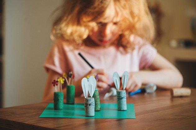 Zábavu s korkovými zátkami si užijí i vaše děti.